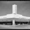 Leimert Park market, Los Angeles, CA, 1929