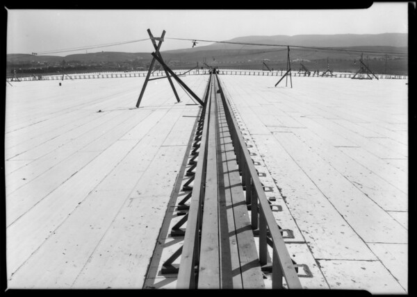 World's largest oil reservation at Lomita, CA, 1926