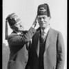Potentate Gillette & Mayor Cryer, Los Angeles, CA, 1928