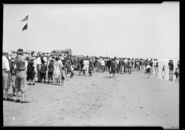 Houses at Pierpont Bay, Ventura, CA, 1926