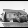 Duplex at 824 10th Street, Santa Monica, CA, 1925