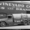 Vai Brothers truck, Southern California, 1934