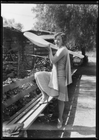 """Publicity for """"Hit the Deck"""", Southern California, 1928"""