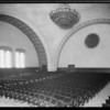 Patriotic Hall, Haven Sperry Co., Los Angeles, CA, 1926