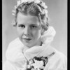 Portraits of Miss Grayson, Southern California, 1934