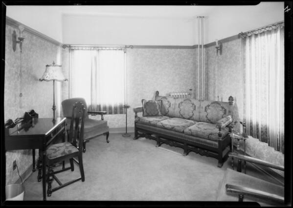 Padre Hotel, Hollywood, Los Angeles, CA, 1928