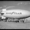 Goodyear ships, Southern California, 1930