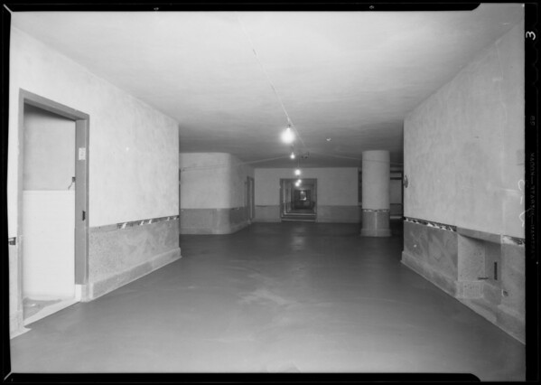 County Hospital, Grossi Company, Los Angeles, CA, 1932