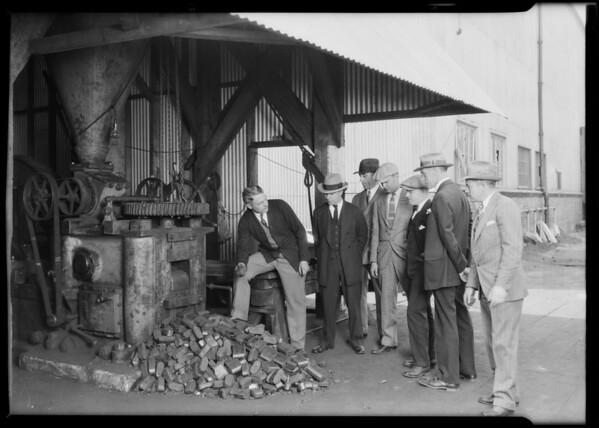 Fernholz Machine Co., Southern California, 1926
