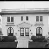 Apartment, 826 South Normandie Avenue, Los Angeles, CA, 1925