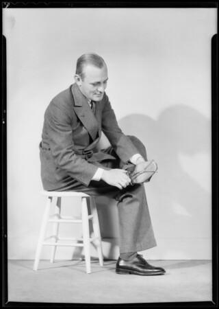 George Von Elm and Leo Diegel, Southern California, 1932