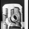 Heavy duty piston, Southern California, 1932