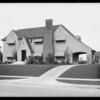 Fowe Pettibone houses, Southern California, 1925