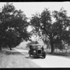 Pierce Arrow Tour, Southern California, 1924