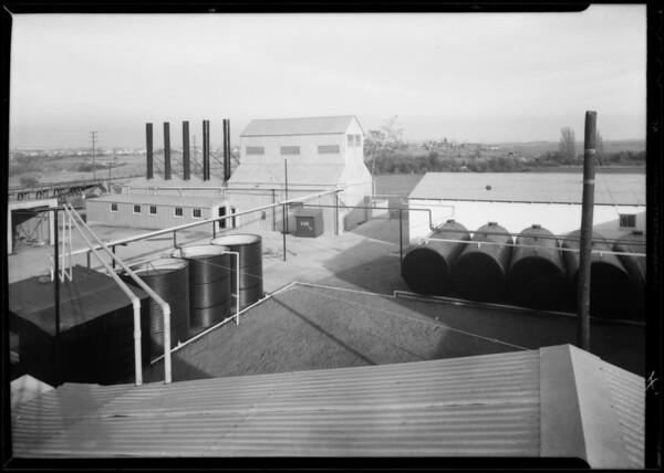 New plant, Culver City, CA, 1933