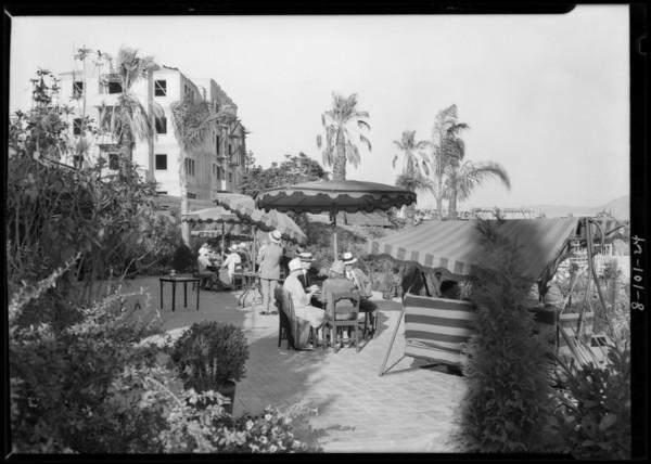 Rex Clark's Lake Norconian Grand Resort Supreme, Norco, Southern California, 1928