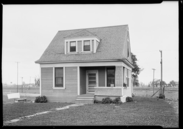 Home - 3326 Union Pacific, Southern California, 1925