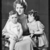 Frances Pyle, Arthur Mitchell, Marceline Medcalf, John Sylvester, United Association, Southern California, 1933