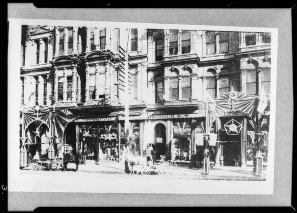 Old photos, Southern California, 1931
