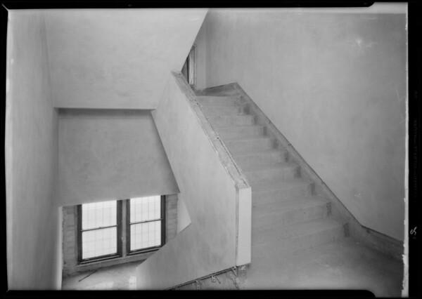 County Hospital, Falgren Co., Los Angeles, CA, 1932