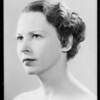 Portraits, Dr. Kirly, Jewel Hill, Southern California, 1934