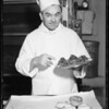 Chef at Sardis, Southern California, 1934