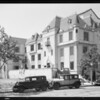 Apartment house, 555 North Rossmore Avenue, Los Angeles, CA, 1934