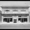 Hammond auction studio - 626 North Western Avenue, Los Angeles, CA, 1925