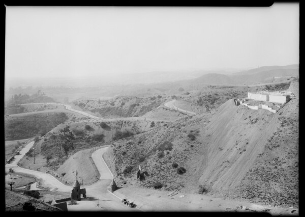 Beverly Crest, Los Angeles, CA, 1926