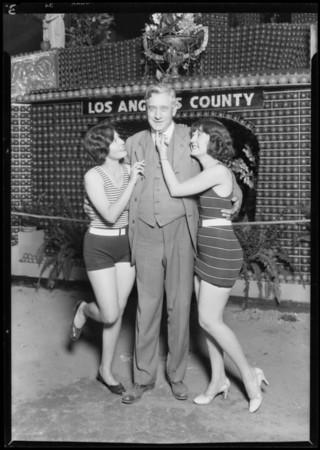 National Orange Show, Southern California, 1927