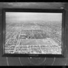Air view of Vermont Avenue Knolls, Southern California, 1929