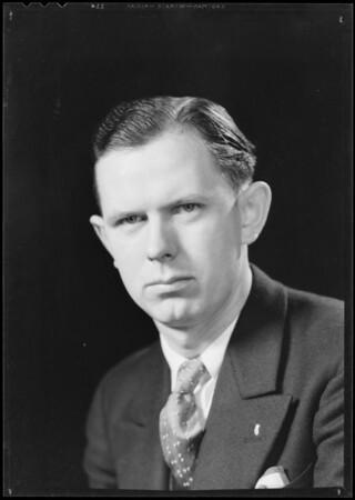 J.R. Harper, Southern California, 1932