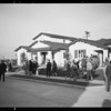 Leimert Park, opening of home show, Los Angeles, CA, 1930