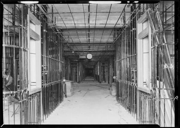 County Hospital, Metal Door and Trim, Los Angeles, CA, 1932