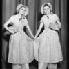 Weber twins at Fox Ritz Theatre, Los Angeles, CA, 1933