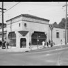 First National Bank, new branch, West 6th Street & South Alvarado Street, Los Angeles, CA, 1927