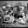 Lina Basquette at De Mille studio, Southern California, 1928