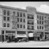 St. George Apartments, 1245 Vine Street, Los Angeles, CA, 1928