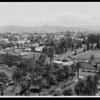Cityscape near Lafayette Park, Los Angeles, CA, [s.d.]