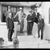 Vermont Avenue Knolls publicity, Los Angeles, CA, 1929