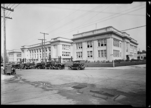 Franklin Park, Southern California, 1924