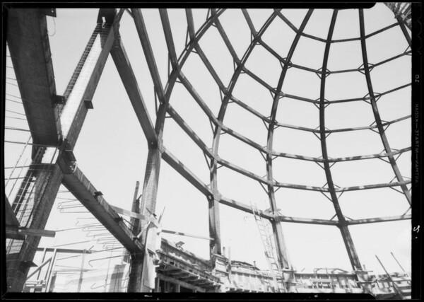 Planetarium, Los Angeles, CA, 1933
