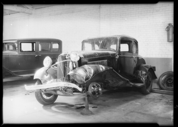 Ford, Frieda Hertzhord owner, File #CCTAI-5264, Southern California, 1933