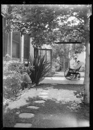 General views of Altadena Hospital, Altadena, CA, 1933