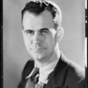 Portrait of Mr. Grant, Southern California, 1932