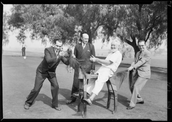 Breakfast club, Southern California, 1929