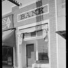Whittier Boulevard branch, Pacific Southwest Bank, East Los Angeles, CA, 1924