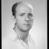 Portrait, L.T. Stevens, Southern California, 1934