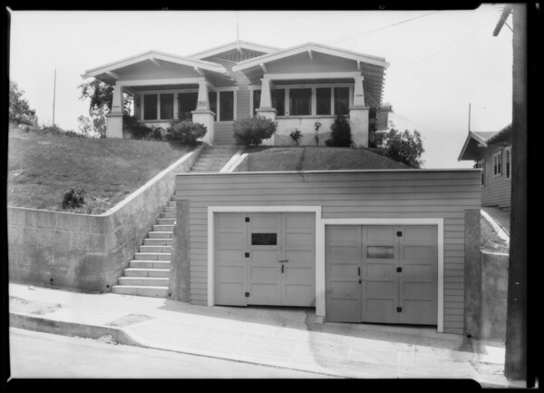 1246-48 Elysian Park Avenue, Los Angeles, CA, 1928