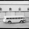 Fillmore Union Grammar School bus, Southern California, 1934